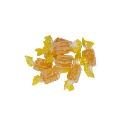 Caramelos con miel y  Limón 1/4 kilo