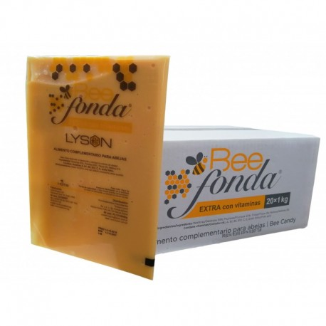 Alimento BEEFONDA EXTRA VITAMINAS 1kg (Caja 20kg)