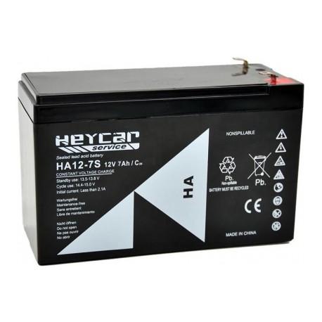 Batería Plomo 12V 7Ah